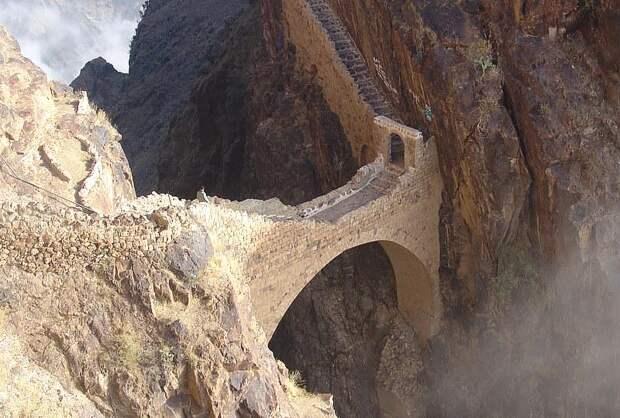 Арка моста Шехара