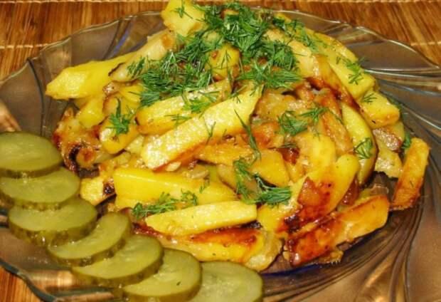 Что происходит с организмом, когда вы едите картофель