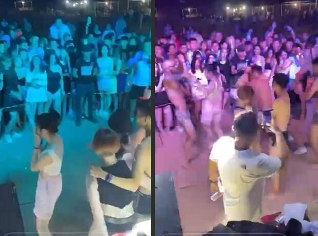 """На пять суток арестована """"героиня"""" пляжной вечеринки в ЗКО"""