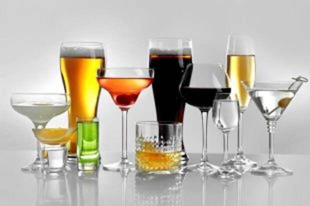 Какой алкоголь наиболее низкокалорийный?