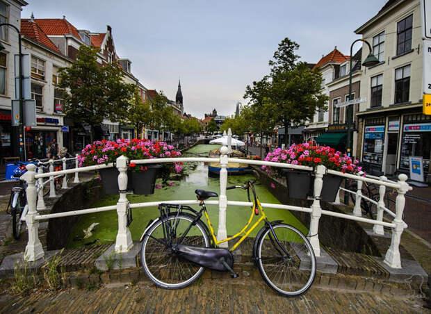 Прогулка по Гааге