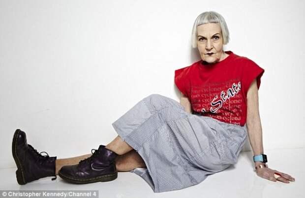 Inspiring stories: 75-летние модели и самые крутые модницы-пенсионерки