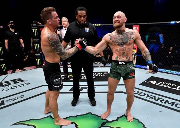 UFC готовит третий бой Конора и Порье на 10 июля