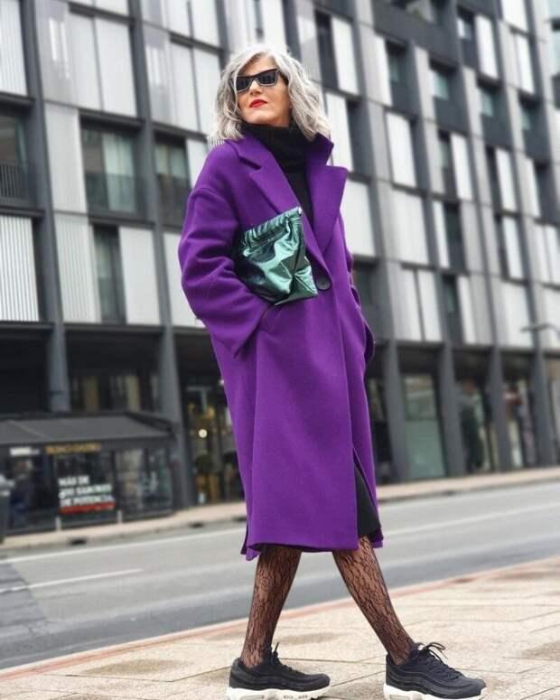 Иконы стиля со всего мира, которые не скрывают свою седину и выглядят очень модно