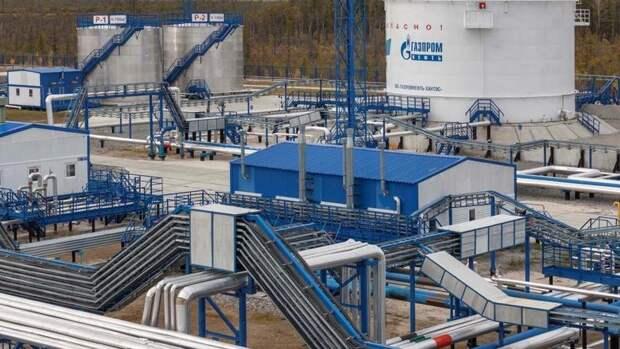 Коронавирус предположительно добрался до«Газпромнефть-Хантос»