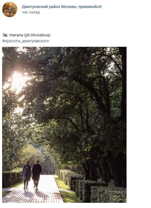 Фото дня: случайные прохожие в парке «Ангарские пруды»