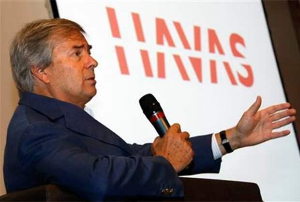 Bolloré Group возьмет под контроль Havas