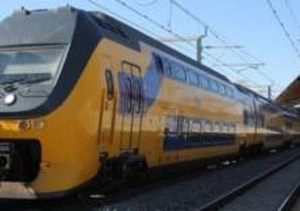 Поезд в Нидерландах сбил школьников