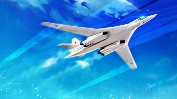 В Китае рассказали о провальной попытке НАТО перехватить российские Ту-160 над Балтикой