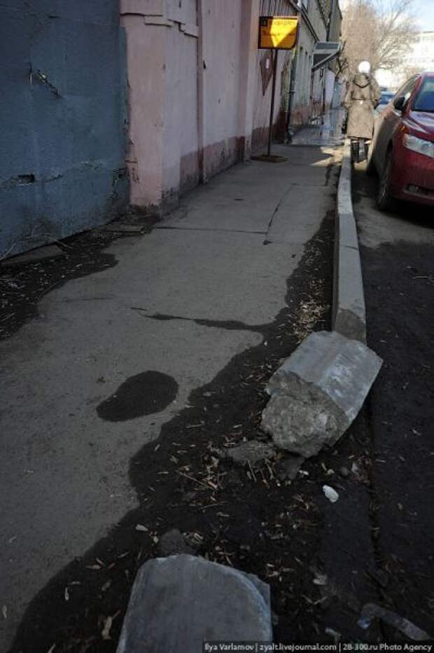 Весенние дороги России (18 фотографий), photo:13
