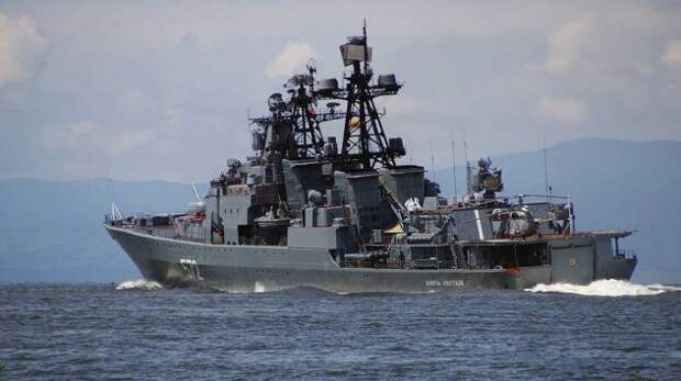 Россия ввела конвойную систему в Мировом океане для защиты своих судов от США
