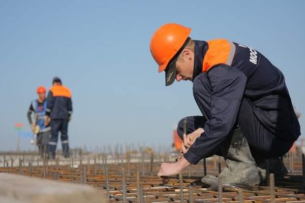 Строительная отрасль России испытывает дефицит кадров