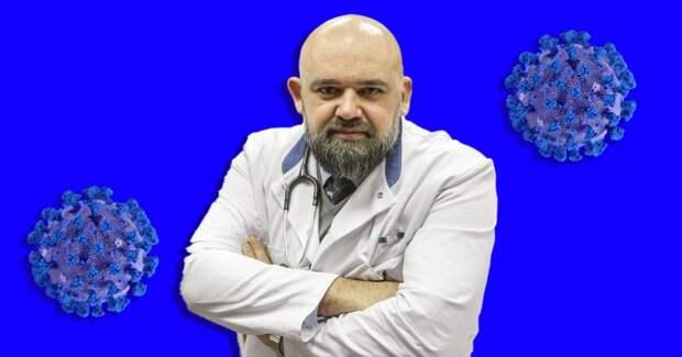 ⚡ Главврач больницы в Коммунарке назвал срок пика коронавируса в Москве
