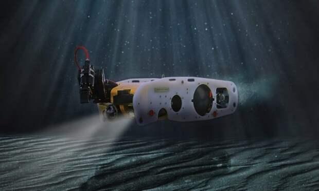 Sea Wasp помогает обезвреживать взрывчатку под водой без риска для жизни. /Фото: navaltoday.com