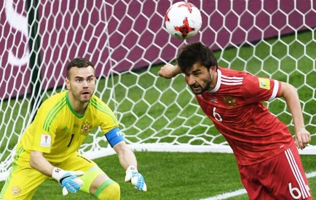 Акинфеев: «Джикия написал мне: «Ждем в сборной»