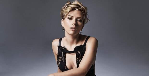 Скарлетт Йоханссон возглавила рейтинг самых высокооплачиваемых актрис