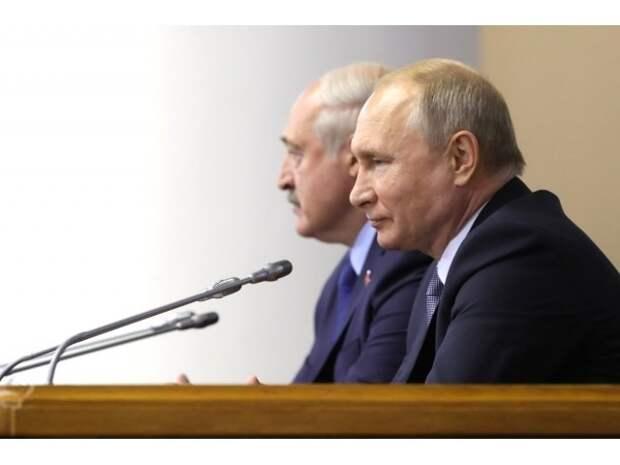 Суверенитет Белоруссии гарантируется ядерным оружием России