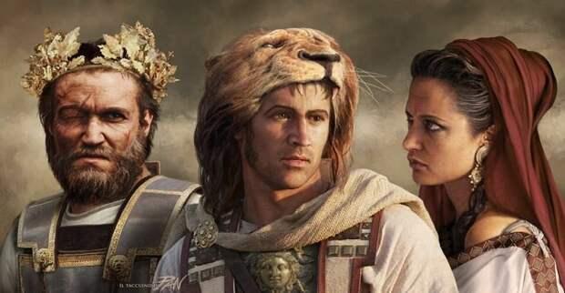 Олимпиада Эпирская - великая мать, которую избегал Александр Македонский