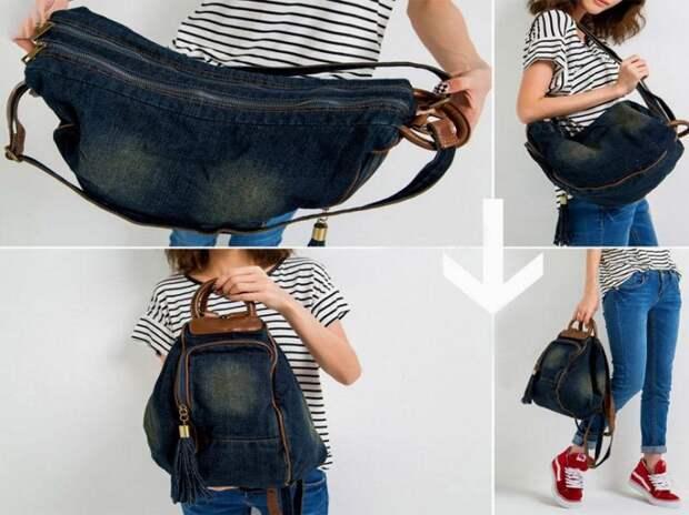 Складная сумка выкройка