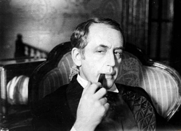 «Что за глупость!»: Василию Ливанову – лучшему Холмсу – хватило пары фраз для отрезвления Запада