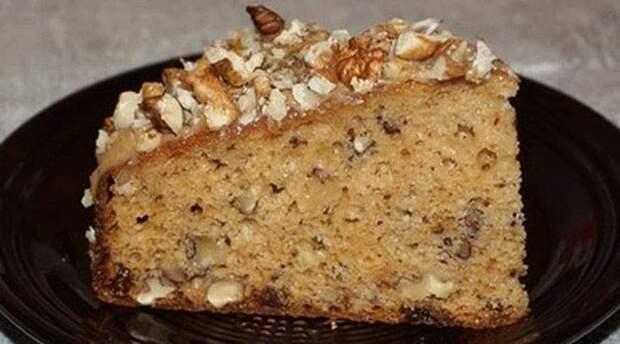Пирог Лень-матушка. Легкая в приготовлении выпечка на каждый день 2