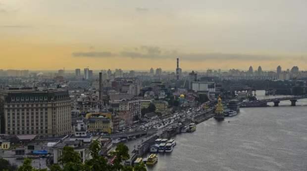 """Facebook """"переименовала"""" Киев"""
