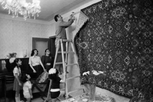 Обязательные атрибуты советского интерьера