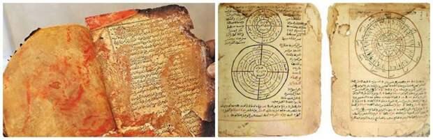 Рукописи Тимбукту показывают как математику, так и наследие астрономии в средневековом исламе.