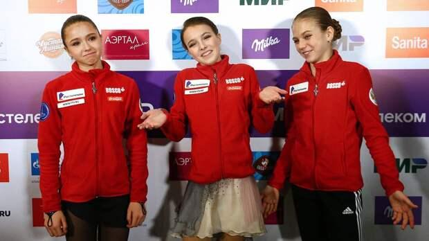 Что говорила Щербакова после феерической победы на чемпионате России