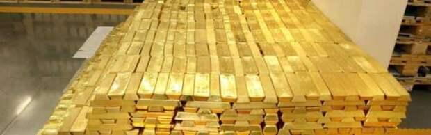 Россия уходит от американского доллара по дороге из золота