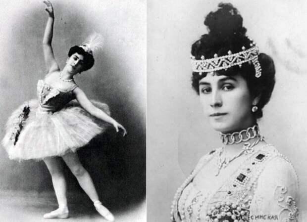Королева интриг: Как балерина Матильда Кшесинская стала женой великого князя Андрея Романова