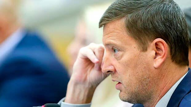 Народное голосование выявляет русофобов. Депутат Сергей Иванов на защите агента Навального