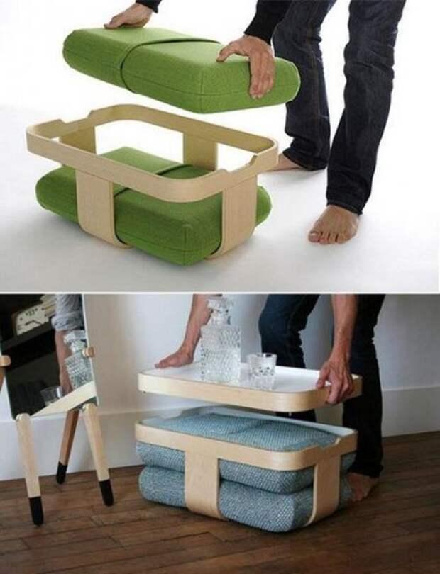Инновации в создании мебели