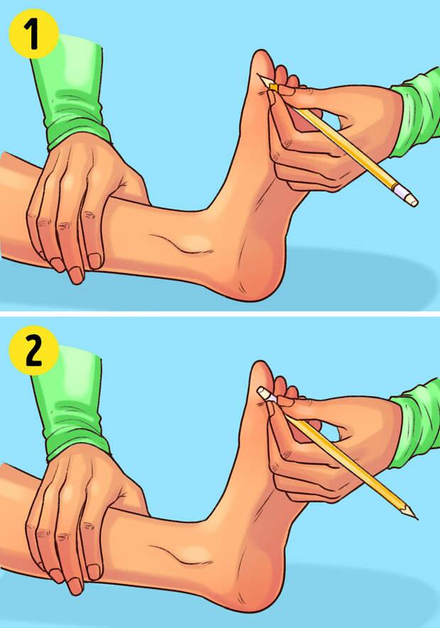 9 простейших медицинских тестов, которые вы можете выполнить прямо сейчас