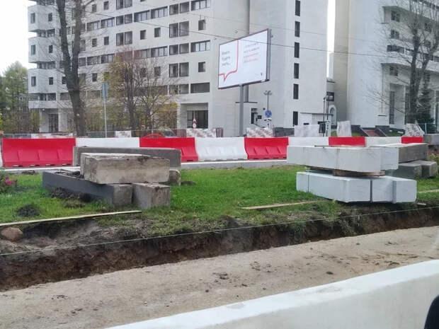 Московские бордюры. Новый уровень Москва, Благоустройство, Дорога, Бордюр