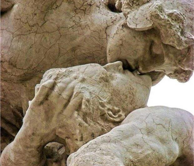 От таких скульптур невозможно отвести взгляд