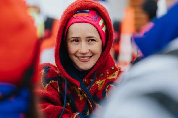 В Мурманской области завершился основной этап съемок спортивной драмы о лыжнице Елене Вяльбе