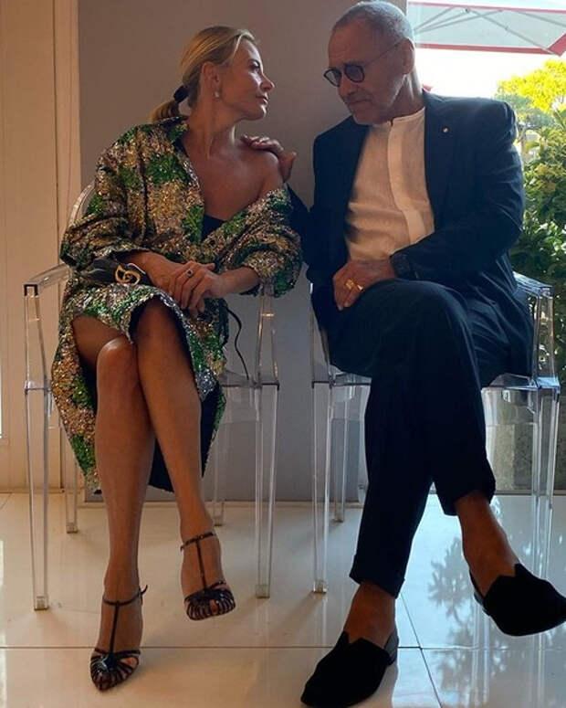 Юлия Высоцкая: «Странно было бы, если бы я рассказывала о том, что мы делаем в постели с мужем»
