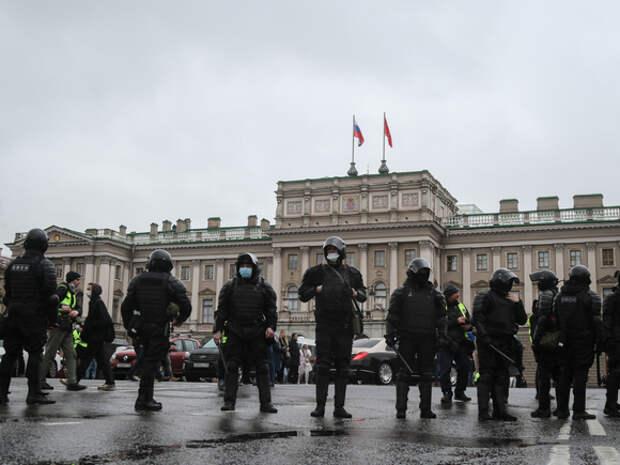 «ОВД-Инфо»: Почти 2тыс. человек в России задержали из-за акции протеста 21апреля