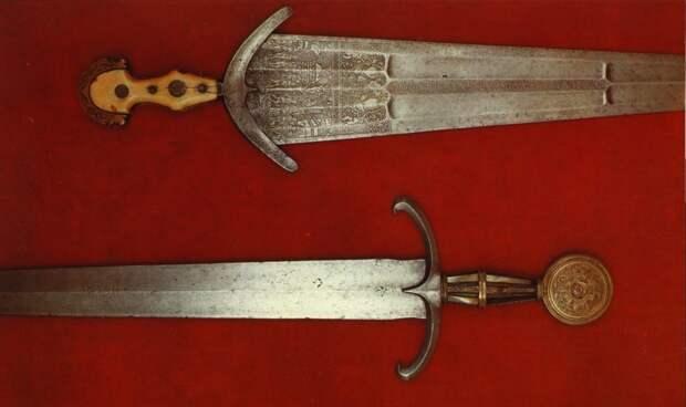 Чинкуэда: удивительный гибрид меча и кинжала