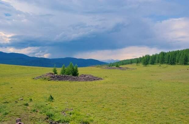 Пазырыкские курганы могут включить в Список наследия ЮНЕСКО через два года