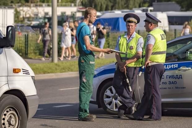 МВД предложило дополнить правила выявления пьяных водителей двумя новыми тестами