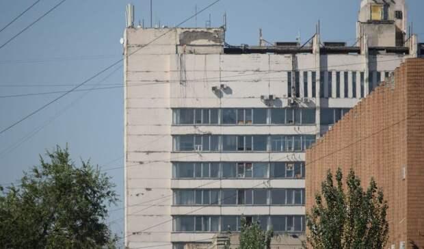 Волгоградские власти снова попытаются продать пустующий Дом печати