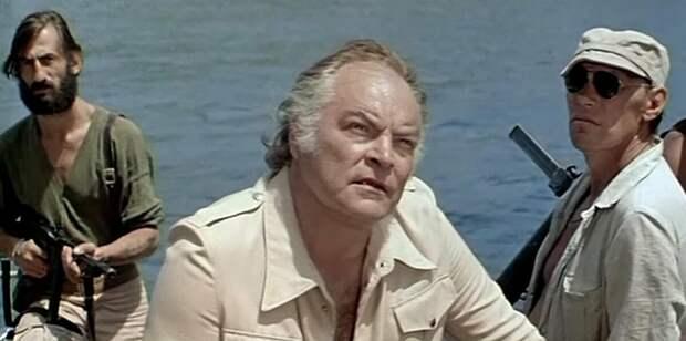 Капитан пиратов XX века, актер в жизни был героем любовником, но по-настоящему любил только жену