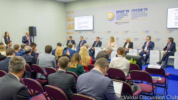 ПМЭФ-2019. Партнёрство и обмен опытом: новые источники энергии развития
