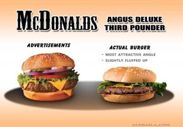 15 самых лживых рекламных кампаний