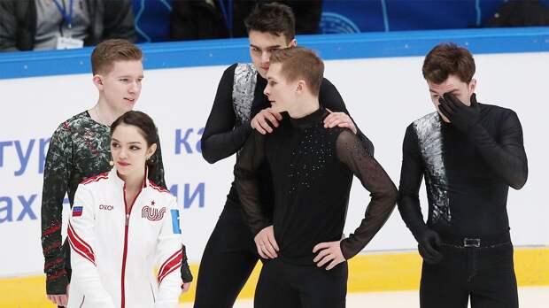 Российским фигуристам необходимо подтвердить 3 олимпийские квоты на квалификационных соревнованиях