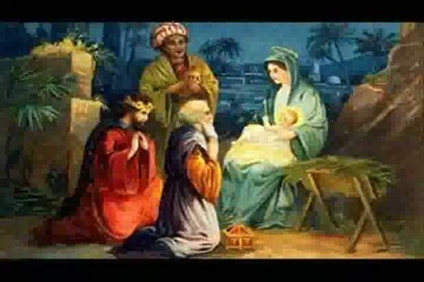 """Александр Бывшев. Стихотворение """"Рождество Христово"""""""