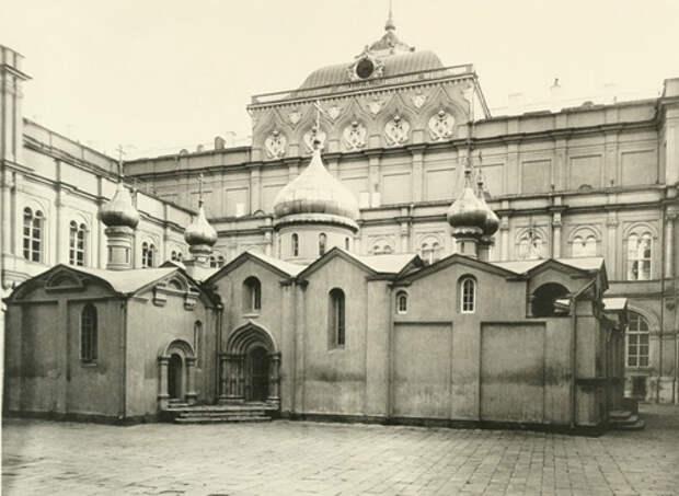 7 самых старых зданий Москвы