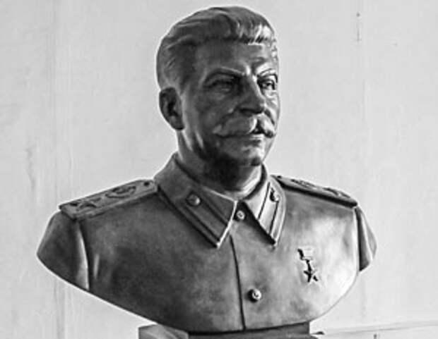 Этот бюст Сталина хотят установить в Новосибирске